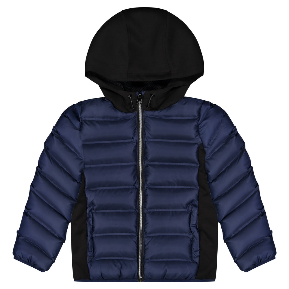 Boys Winter Puffer Jacket - Andy & Evan