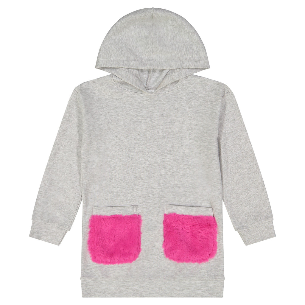 Girls Hooded Tunic - Andy & Evan