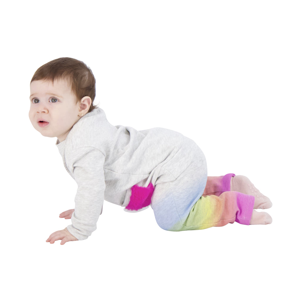 Baby Girls Ombre French Terry Legging Set - Andy & Evan