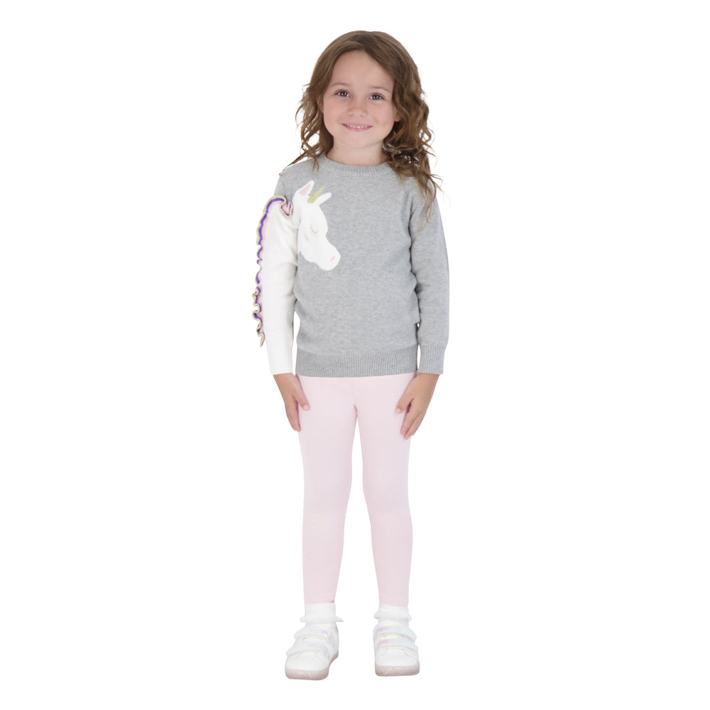 Two Piece Unicorn Sweater Set - Andy & Evan