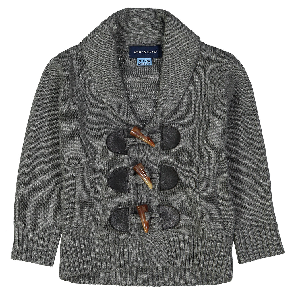 Toggle Sweater Set - Andy & Evan