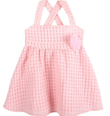 Textured Pink Occasion Dress (NEW! G-Cutee by Andy & Evan)