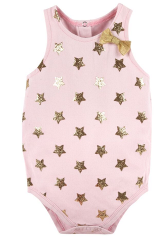 NEW! G-Cutee® by Andy & Evan- Star Print Body Suit