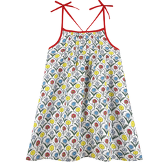 Printed Floral Dress (NEW! G-Cutee by Andy & Evan)
