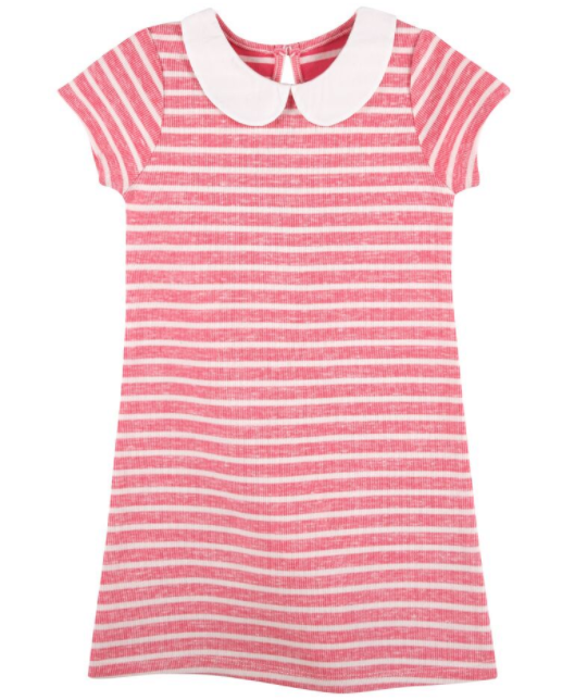 Striped Knit Dress (NEW! G-Cutee by Andy & Evan) - Andy & Evan