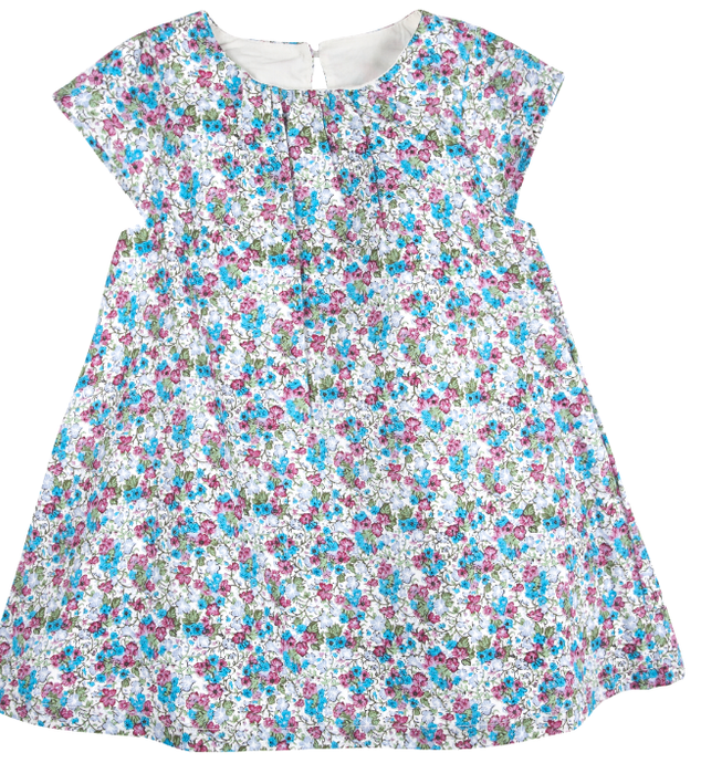 Ditsy Floral Dress (NEW! G-Cutee by Andy & Evan) - Andy & Evan