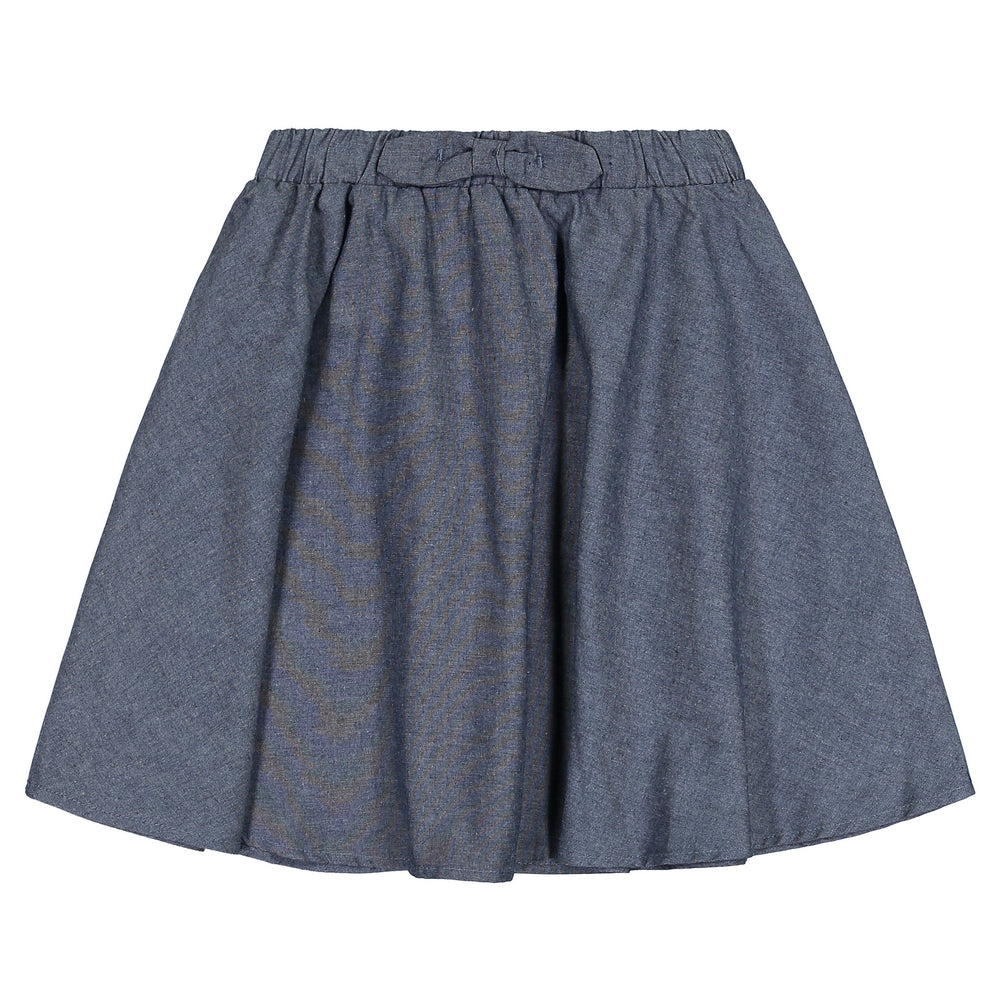 Girls Chambray Skirt - Andy & Evan