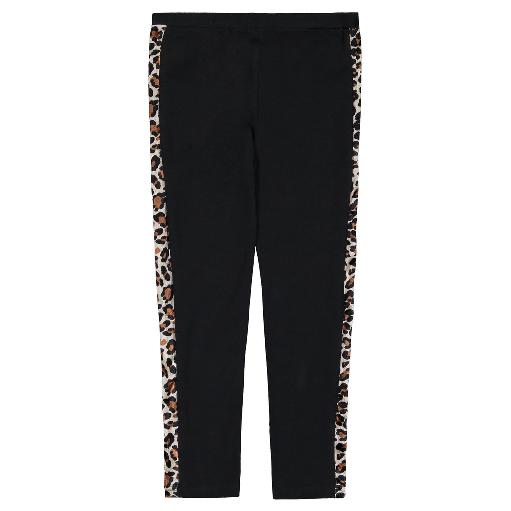Girls Cheetah Legging - Andy & Evan