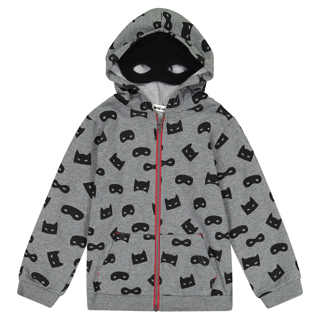 "Boys ""Mysterious Hero of Quarantine"" Hoodie - Andy & Evan"