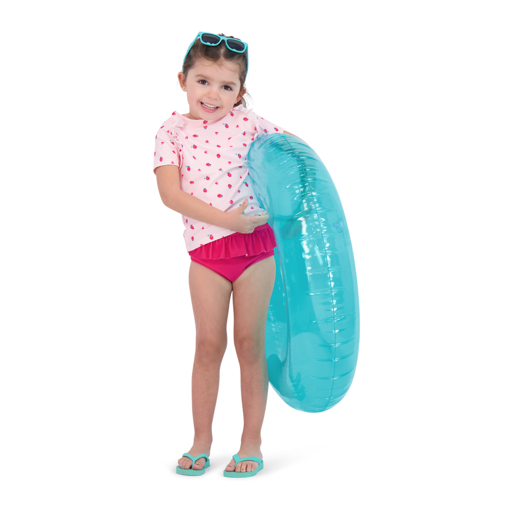 Baby Girls Rashguard Set - Andy & Evan