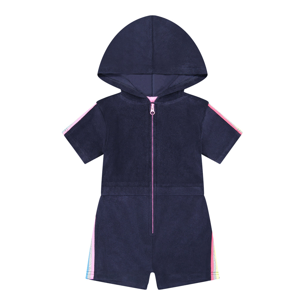 Girls Terry Romper - Andy & Evan