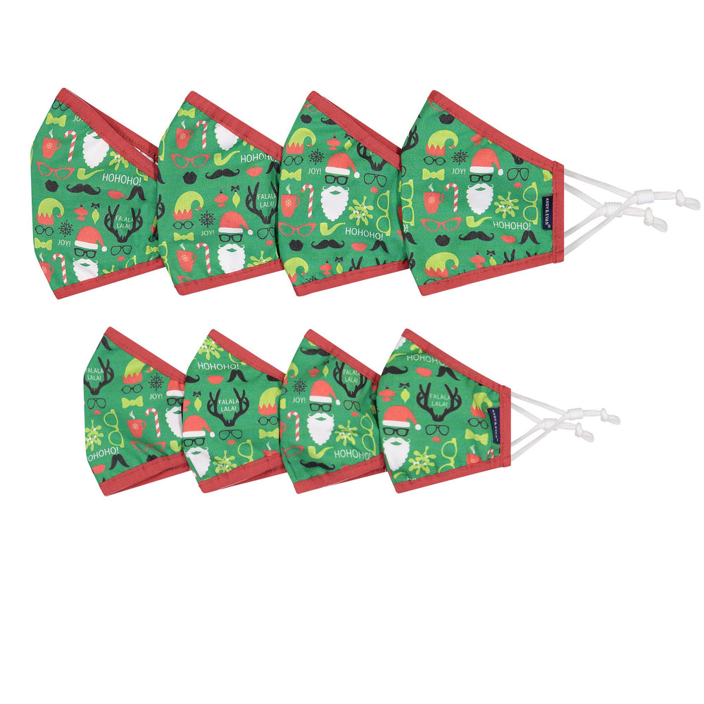 Holiday Face Masks (Family Assortment Pack) - Andy & Evan