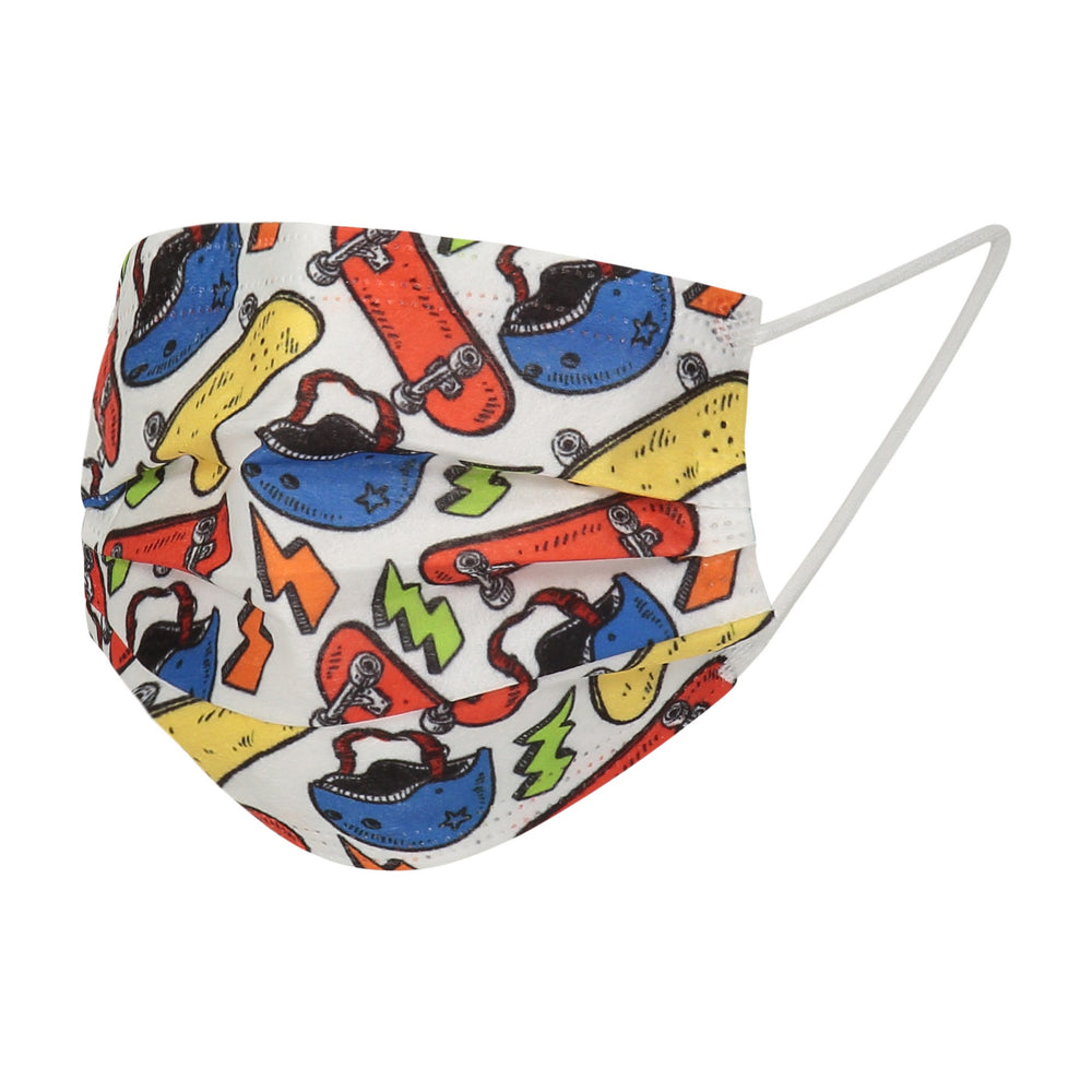 Child (2-7) Disposable Fashion Masks (6-Pack) - Andy & Evan