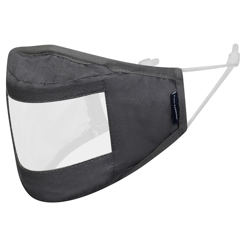 Peek-Through™ Masks (Ages 4-12 Years) - Grey ,Navy, & Black - Andy & Evan