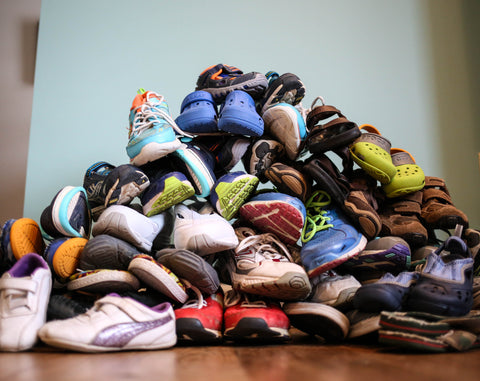 Gently Worn Tennis Shoes For Haiti Update Boutique Elise