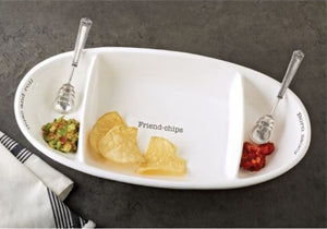Fiesta Chip & Dip Serving Set | Boutique Elise