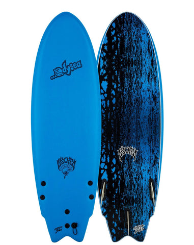 Odysea RNF Fish 5'5 Blue With Fins
