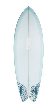 DHD Mini Twin 5'7 Blue Tint  FCSII (In Stock)