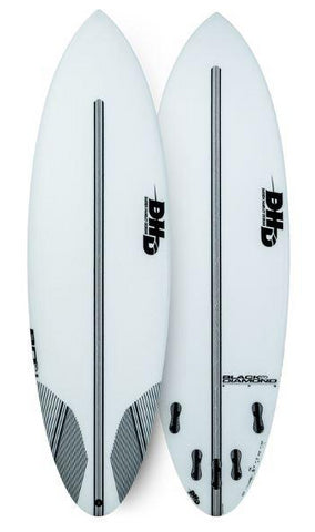 DHD EPS Black Diamond 5'11 6'2 6'4  In Stock