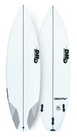 DHD 3DV PU 5'11 5'10 6'0   In Stock (New Higher Volume Mode Release)