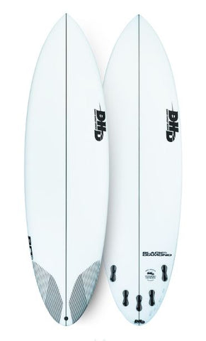 DHD PU Black Diamond 6'0 6'3 In Stock