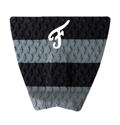 Famous Woodlake 3PC Tail Pad Blk Charcoal
