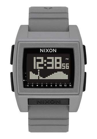 Nixon Base Tide Pro Grey (Free Shipping)