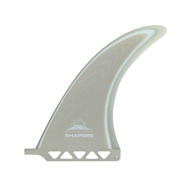 "Shapers 9.0"" Flex Longboard Box Fin FREE SHIPPING"