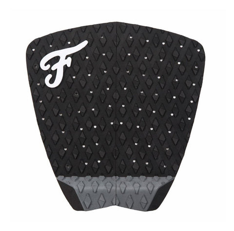 Famous Inlet  2PC Tail Pad Black Charcoal (FREE SHIPPING)