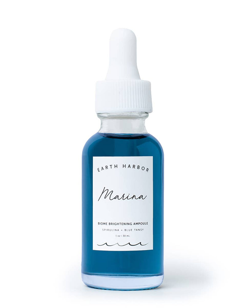 Earth Harbor Naturals - Brightening Elixir: Blue Tansy + Squalane