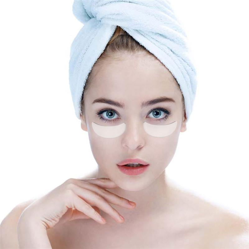 SILICONE EYE PATCHES-REDUCE WRINKLES