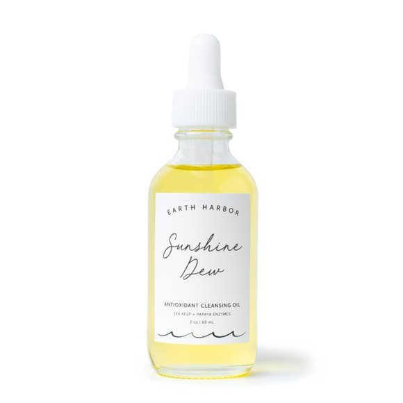 ORGANIC CLEANSING OIL | SUNSHINE DEW™