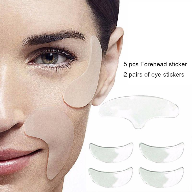 Silicone Patches-Forehead Eyes Sleeping Kit