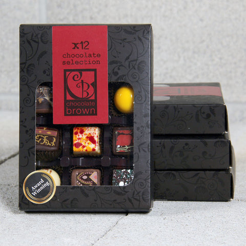 Chocolate Brown Gourmet Selection