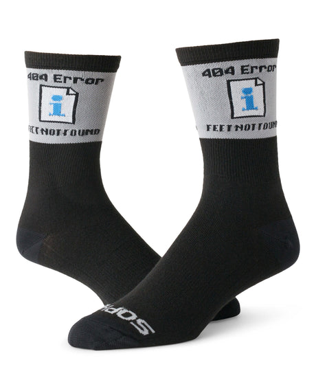 """404 Error"" Socks"