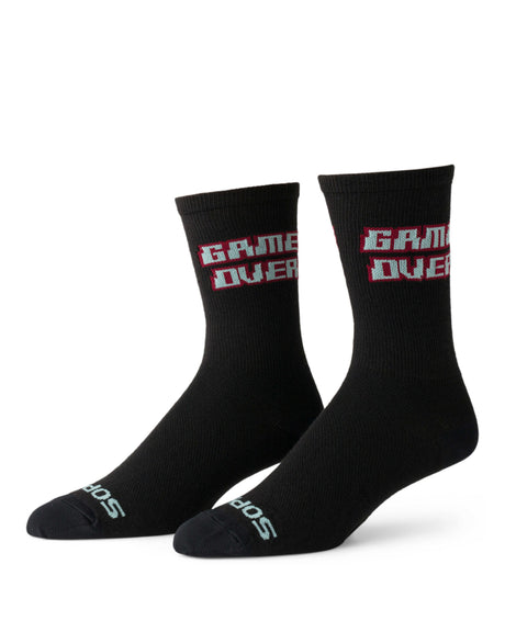 """Game Over"" Socks"