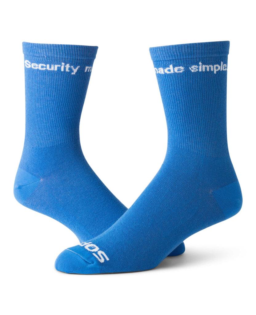 """Security Made Simple"" Socks"