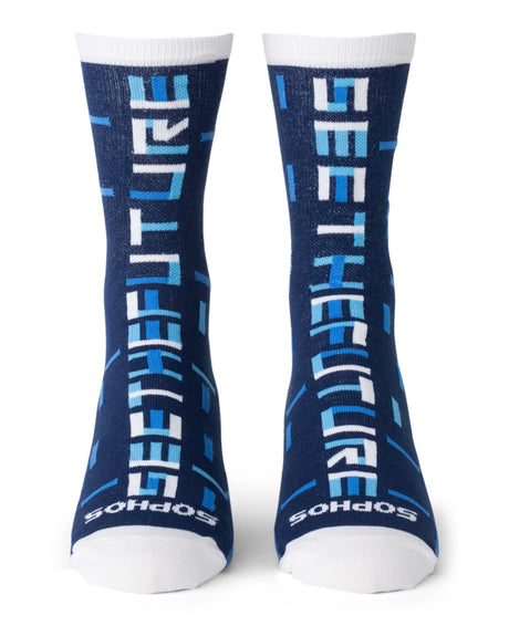 """See the Future"" Socks"
