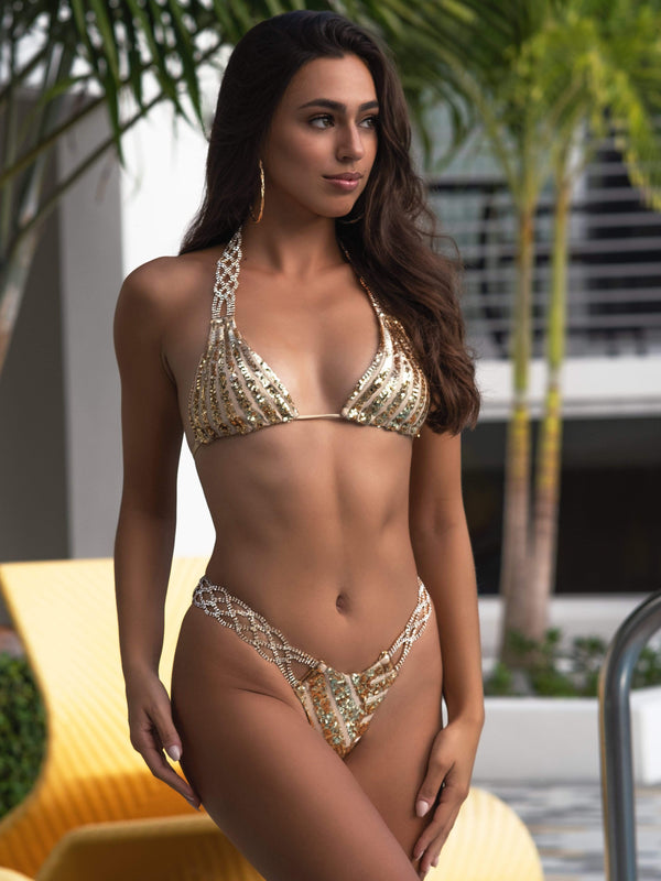 Belle // Top - Bikini Crush Swimwear