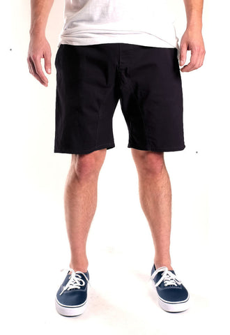 Rustic Dime - Sunset Shorts, Black - The Giant Peach