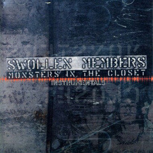 Swollen Members - Monsters In The Closet (Instrumentals), CD - The Giant Peach