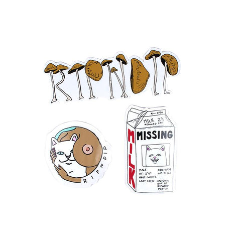 RIPNDIP - Summer 2017 Sticker Pack