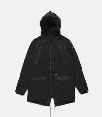 10Deep - Surplus Snorkel Men's Jacket, Black - The Giant Peach