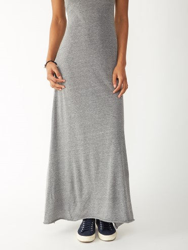 Alternative Apparel - Racerback Eco-Jersey Maxi Dress, Eco Grey - The Giant Peach - 3
