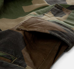 10Deep - Hi Post Cargo Pant, Neo Woodland - The Giant Peach