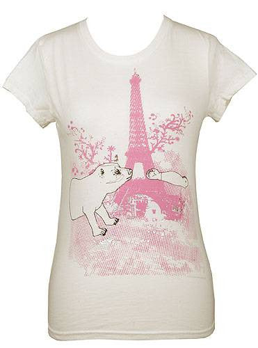 2K Mario Hugo Gonzalez - Poochie  Women's Shirt, Off White - The Giant Peach
