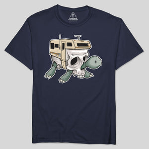 Upper Playground - Jeremy Fish Turtle Camper Men's Premium Tee