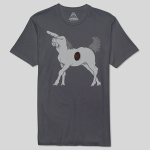 Upper Playground - Jeremy Fish F-Unicorn Men's Premium Tee