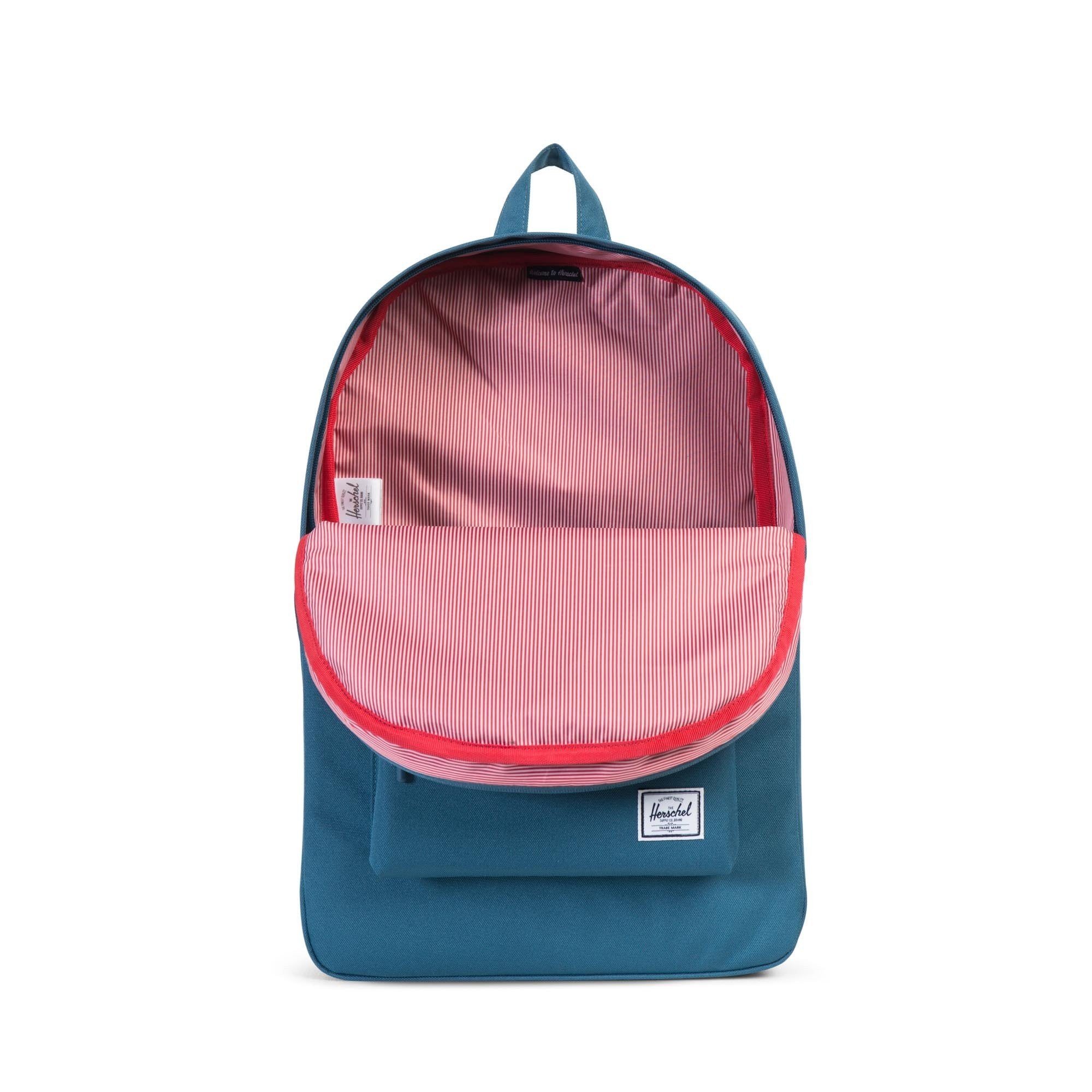 Herschel Supply Co. - Classic Backpack, Indian Teal - The Giant Peach - 2