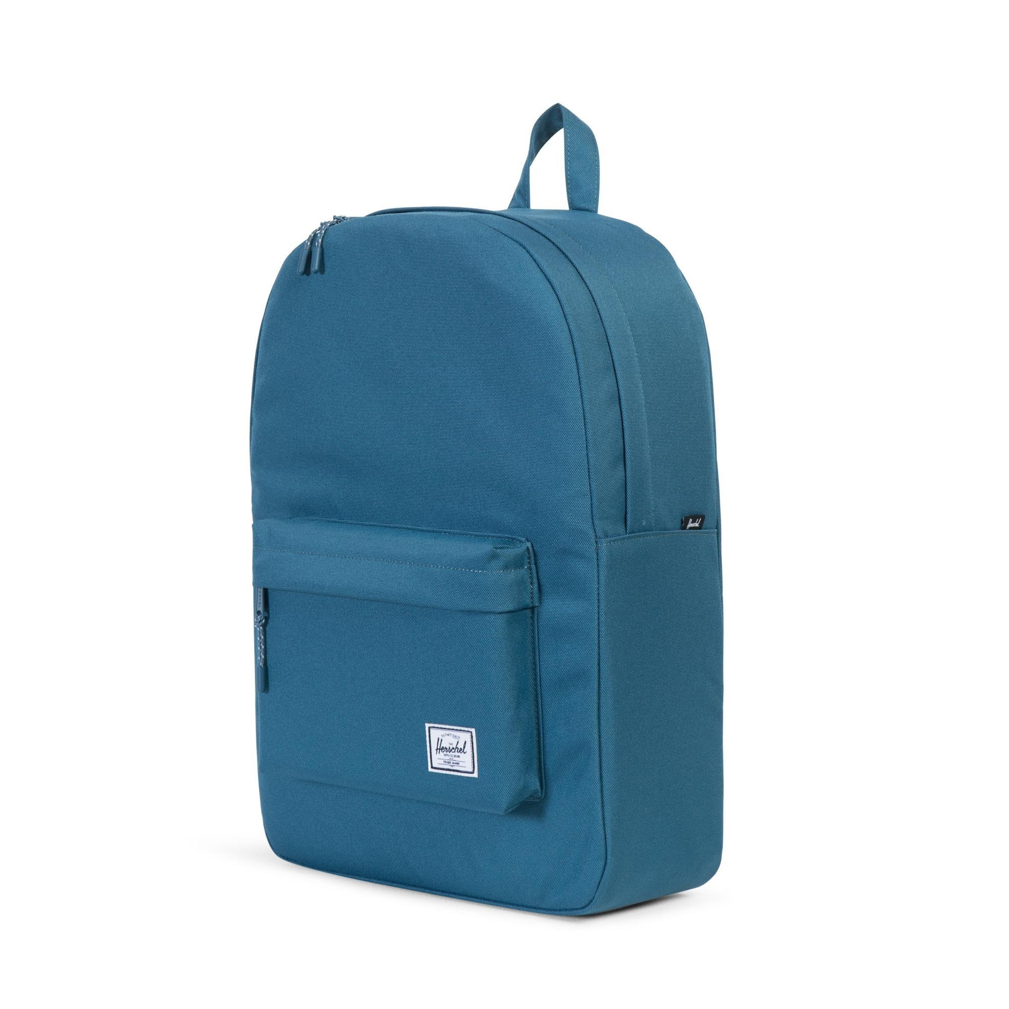 Herschel Supply Co. - Classic Backpack, Indian Teal - The Giant Peach - 3